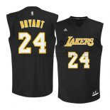Canotte NBA Moda Nero Lakers Bryant Nero