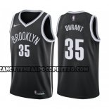 Canotte Brooklyn Nets Kevin Durant Icon 2019-20 Nero