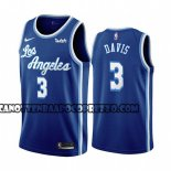 Canotte Los Angeles Lakers Anthony Davis Classic 2019-20 Blu