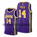 Canotte Los Angeles Lakers Danny Green Statement Viola