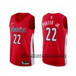 Canotte Washington Wizards Otto Porter Jr. Earned Rosso