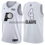Canotte NBA All Star 2018 Pacers Victor Oladipo Bianco