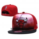 Cappellino Chicago Bulls 9FIFTY Snapback Nero Rosso