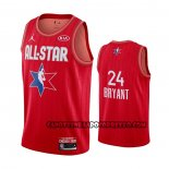 Canotte All Star 2020 Los Angeles Lakers Kobe Bryant Rosso