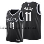 Canotte Bambino Brooklyn Nets Kyrie Irving Icon 2019 Nero
