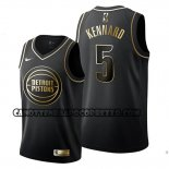Canotte Golden Edition Detroit Pistons Luke Kennard Nero
