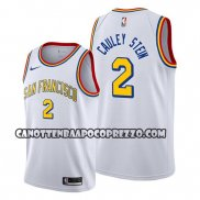 Canotte Golden State Warriors Willie Cauley Stein Classic Edition Bianco