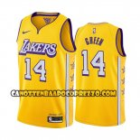 Canotte Los Angeles Lakers Danny Green Citta Edition Giallo