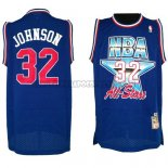 Canotte NBA All Star 1992 Johnson Blu
