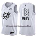 Canotte NBA All Star 2018 Thunder Paul George Bianco
