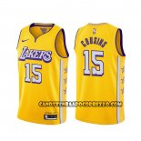 Canotte Los Angeles Lakers Demarcus Cousins Citta Giallo