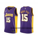Canotte Los Angeles Lakers Metta World Peace Statement Viola