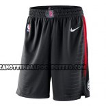 Pantaloncini Los Angeles Clippers Statement 2018 Nero