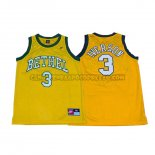 Canotte NBA Throwback Bethel Iverson Giallo