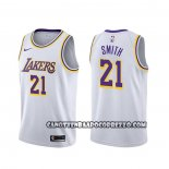 Canotte Los Angeles Lakers J.r. Smith Association 2020 Bianco