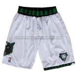 Pantaloncini Throwback Timberwolves Bianco