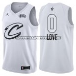 Canotte NBA All Star 2018 Cavaliers Kevin Love Bianco