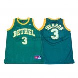 Canotte NBA Throwback Bethel Iverson Verde