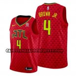 Canotte Atlanta Hawks Charles Brown Jr. Statement Rosso