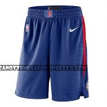 Pantaloncini Los Angeles Clippers Icon 2018 Blu