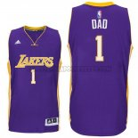 Canotte NBA Festa del papa Lakers Dad Viola