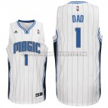 Canotte NBA Festa del papa Magic Dad Bianco