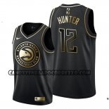 Canotte Golden Edition Atlanta Hawks De'andre Hunter Nero