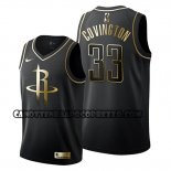 Canotte Golden Edition Houston Rockets Robert Covington 2019-20 Nero