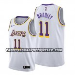 Canotte Los Angeles Lakers Avery Bradley Association Bianco