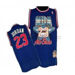 Canotte NBA All Star 1992 Jordan Blu