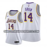 Canotte Los Angeles Lakers Danny Green Association Bianco