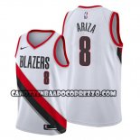 Canotte Portland Trail Blazers Trevor Ariza Association 2020 Bianco