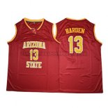 Canotte NBA NCAA Arizona State James Harden Rosso