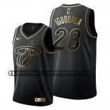 Canotte Golden Edition Miami Heat Andre Iguodala 2019-20 Nero