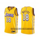 Canotte Los Angeles Lakers Dion Waiters Citta Giallo