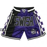 Pantaloncini Sacramento Kings Pocket Viola