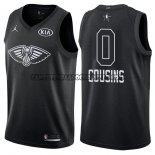 Canotte NBA All Star 2018 Pelicans Demarcus Cousins Nero