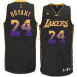 Canotte NBA Ambiente Lakers Bryant Nero