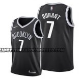 Canotte Bambino Brooklyn Nets Kevin Durant Icon 2019 Nero