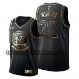 Canotte Golden Edition Golden State Warriors Andrew Wiggins 2019-20 Nero