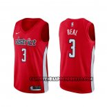 Canotte Washington Wizards Bradley Beal Earned Rosso