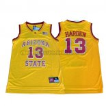 Canotte NBA NCAA Arizona State Harden Giallo