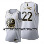 Canotte Golden Edition Golden State Warriors Andrew Wiggins 2019-20 Bianco