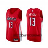 Canotte Washington Wizards Thomas Bryant Earned Rosso