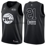 Canotte NBA All Star 2018 76ers Jimmy Joel Embiid Nero