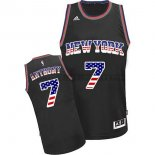 Canotte NBA American Flag Knicks Anthony Nero