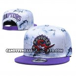 Cappellino Tornto Raptors 9FIFTY Snapback Bianco