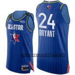 Canotte All Star 2020 Los Angeles Lakers Kobe Bryant Autentico Blu
