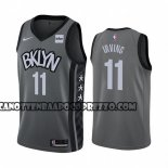 Canotte Brooklyn Nets Kyrie Irving Statement 2019-20 Grigio