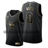 Canotte Golden Edition Chicago Bulls Coby White Nero